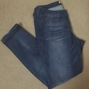 VINTAGE AMERICAN - medium wash jean